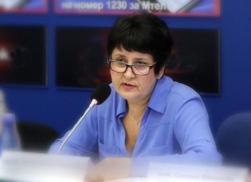 проф. Красимира Маркова