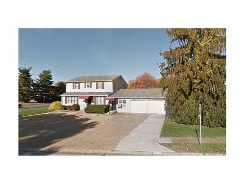 Домът на д-р Андрей Георгиев в Уилмингтън, САЩ